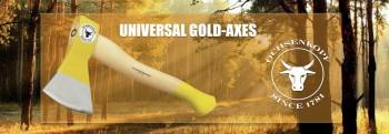 Universal Gold-Axes