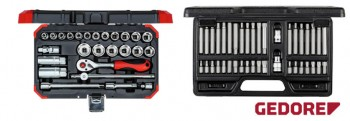 Socket sets 10.0mm - 3/8in.