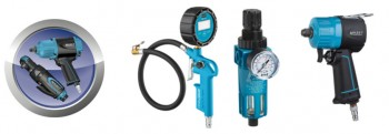 Pneumatic tools/machinery