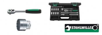 "Steckschlüssel-Programm 10.0mm - 3/8"""