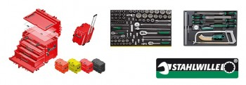 Factory and workshop equipment, tool sets