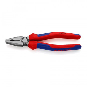KNIPEX 03 02 200 Combination pliers, 200 mm