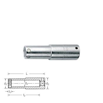 Stahlwille 02140036 Spark plug socket 3466 16- 5/8, size 16- 5/8