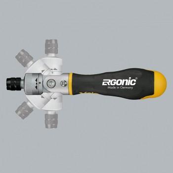 Felo 43899940 Ergonic K Bit-Ratcheting screwdriver
