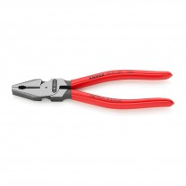 KNIPEX 02 01 180 SB High leverage combination pliers, 180 mm