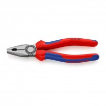 KNIPEX 03 02 180 Combination pliers, 180 mm