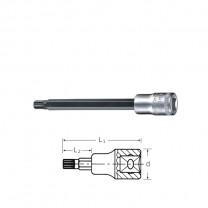 Stahlwille 02261208 Screwdriver socket XZN® 3049 X M8, Size M8