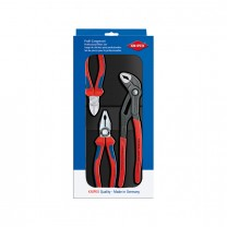 KNIPEX 00 20 09 V01 Bestseller-Pliers set, 3pcs