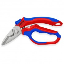Knipex 95 05 20 SB Electricians' Shears, 180mm