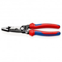 KNIPEX 13 72 8 Multifunction Electrician Pliers American style, 200 mm