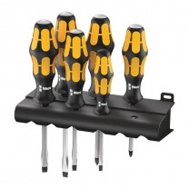 Wera 05018287001 Screwdriver set Kraftform 932/918/6, 6pcs.