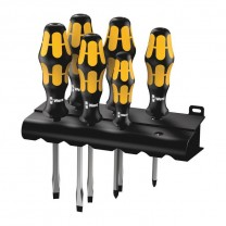 Wera 05018283001 Screwdriver set Kraftform 932 S/6, 6pcs..