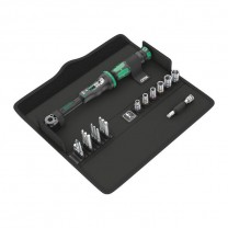 Wera 05130110001 Click Torque wrench set A 6, 20pcs.