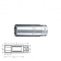 Stahlwille 02130018 Spark plug socket 4606 18- 11/16, size 18- 11/16