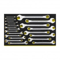 Stahlwille 96830885 Combination spanner set TCS 13a/23, 23pcs.