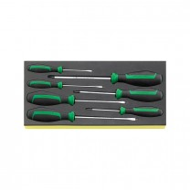 Stahlwille 96838278 Screwdriver set TCS 4620/4630, 7pcs.