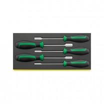 Stahlwille 96838757 Socket set TCS 12500N/5, 5tlg.