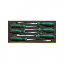 Stahlwille 96838783 Screwdriver set TCS 4622/4632, 6pcs.