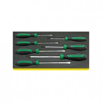 Stahlwille 96838784 Screwdriver set TCS 4620/4640, 7pcs.