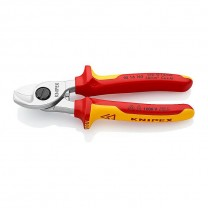 KNIPEX Cable shears 95 16, 165 mm
