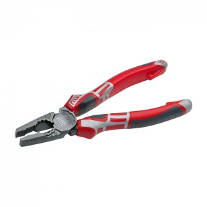 NWS 109-69-180 High leverage combination pliers CombiMax, 180 mm
