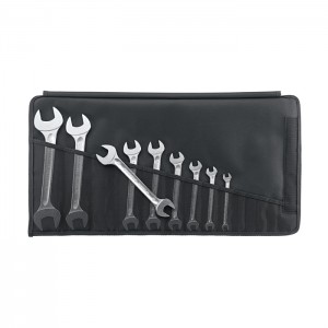 Stahlwille 96400310 Double open ended spanner set 10/9work, 9pcs.