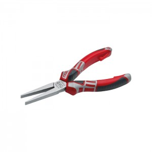 NWS 124-49-160 Long flat nose pliers, 160 mm