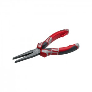 NWS 124-69-160-SB Long flat nose pliers, 160mm