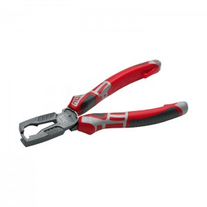 NWS 1451-69-180 Multifunctional Wire Stripping Pliers MultiCutter, 180mm
