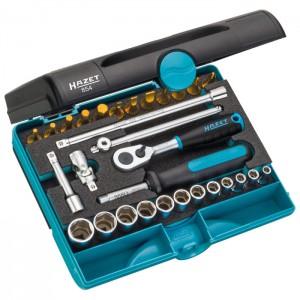 HAZET 854 Socket set, 30pcs.