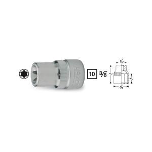 HAZET TORX®-Socket 880-E, size E5 - E14