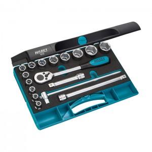 HAZET 906 Socket set, 17pcs.