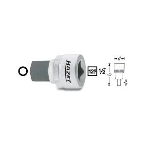 HAZET Screwdriver socket Inhex 985, size 4 - 19 mm