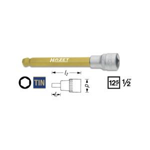 HAZET Screwdriver socket 986KK, size 5 -12 mm