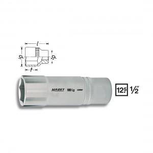 HAZET 6point socket 900Lg, size 10 - 32mm