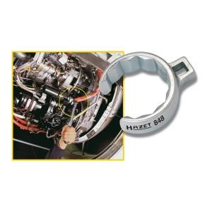 HAZET Crowfoot wrench 848Z, size 10 - 14 mm