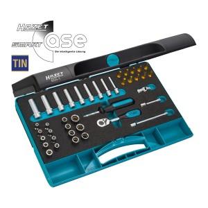 HAZET 855-1 Socket set, 40pcs.