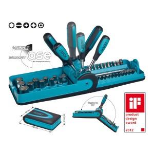 HAZET 856-1 Socket set, 38pcs.