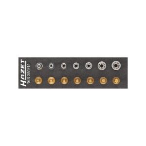 HAZET 163-251/14 TORX®-Socket set, 14pcs.