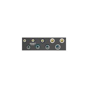 HAZET 163-252/9 Socket set, 9pcs.