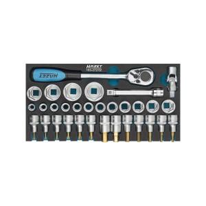 HAZET 163-272/32 Socket set, 32pcs.