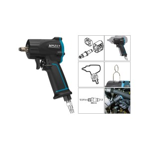 HAZET 9011M Impact wrench 10.0mm - 3/8""