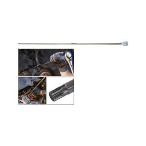 HAZET Screwdriver socket VLg XZN, M 8 - M10