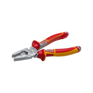NWS 109-49-VDE-205 High leverage combination pliers CombiMax VDE, 205 mm