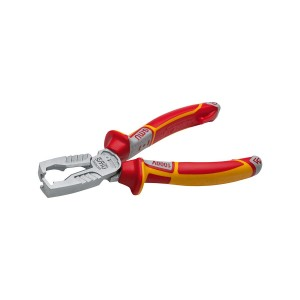 NWS 1451-49-VDE-180 Multifunctional wire stripping pliers MultiCutter VDE, 180 mm