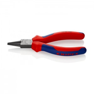 KNIPEX 22 02 140 Round nose pliers, 140 mm