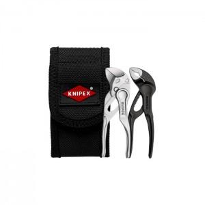 KNIPEX 00 20 72 V04 XS Mini-Pliers set, 2pcs.