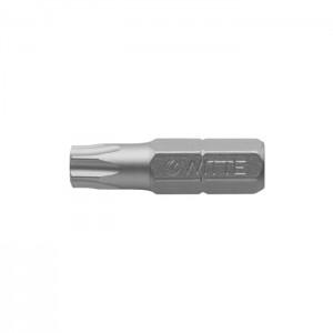 WITTE MAXX Stainless steel bit TORX, size T10 - T40 x 25 mm