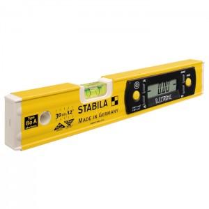 STABILA 17323 TECH 80 A electronic spirit level, 30 cm
