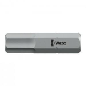 Wera 05056330001 Inhex bit 840/1 Z, size 6.0 x 25 mm